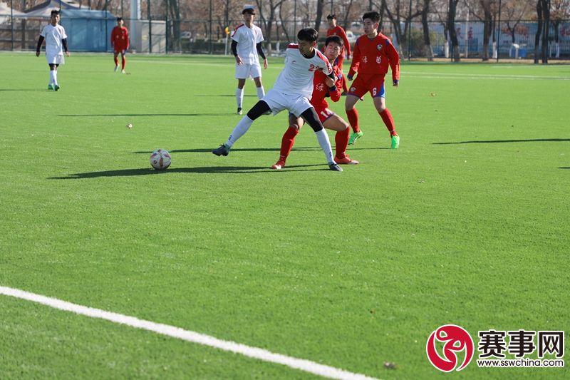 2017年中国足球学校杯男子u17比赛在秦皇岛基地(中国足校)激情开赛